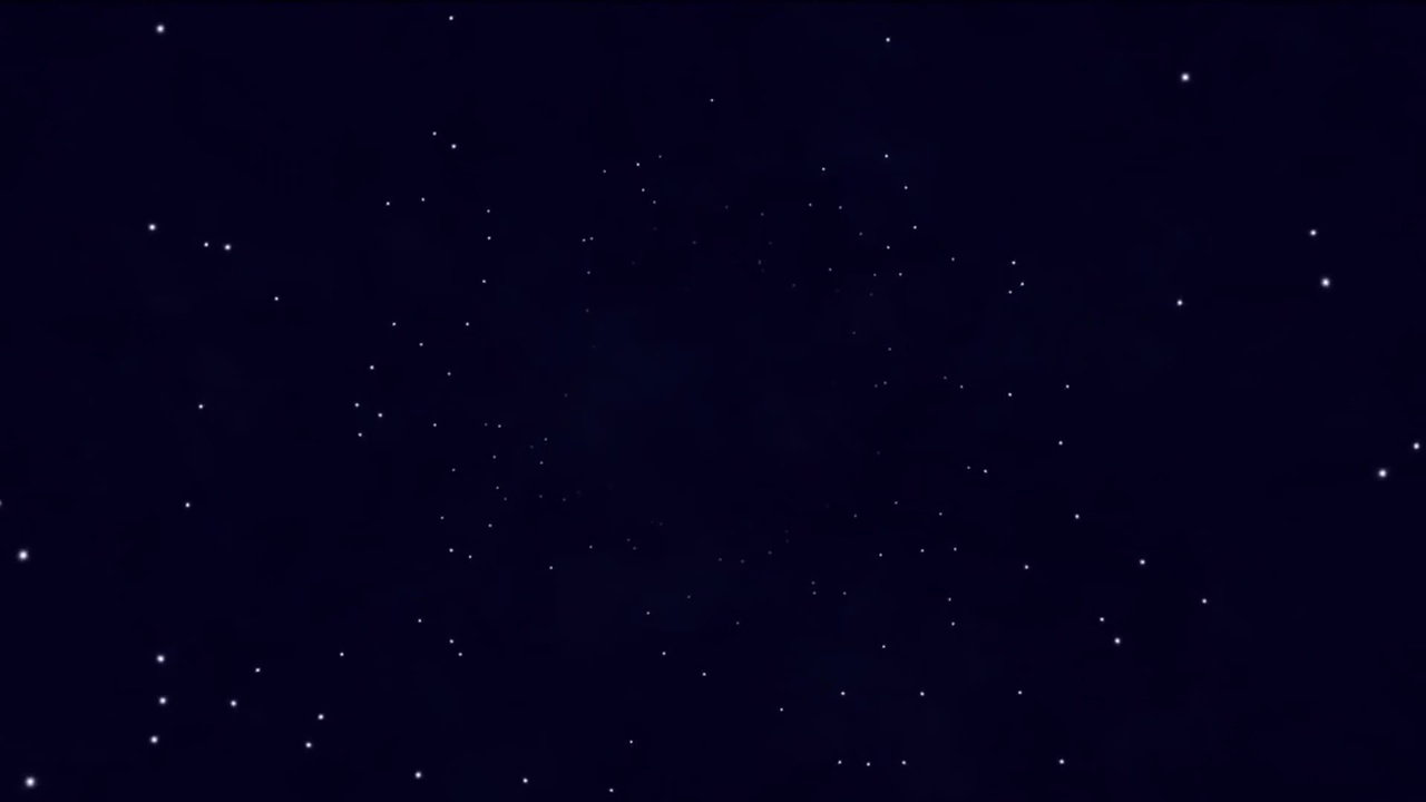 Stars, Background. Starry Sky. Background For Video
