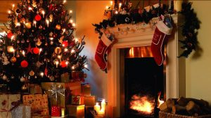 Buy Xmas Video Fireplace