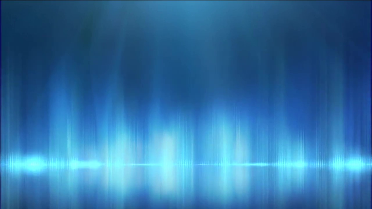 Animated blue video background. Video footage for intro video and ...