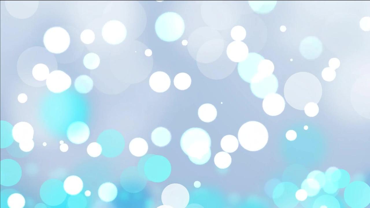 Light blue background - Buy Blinked Circle Video