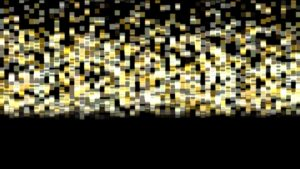Buy Gold Square Light colors animated video