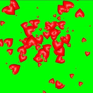 Buy video hearts explosion