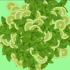 Buy lime and mint