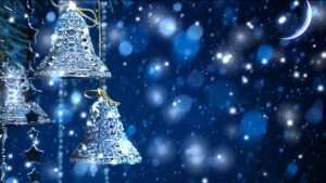 Buy background Xmas bells