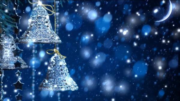 Buy background Xmas bells