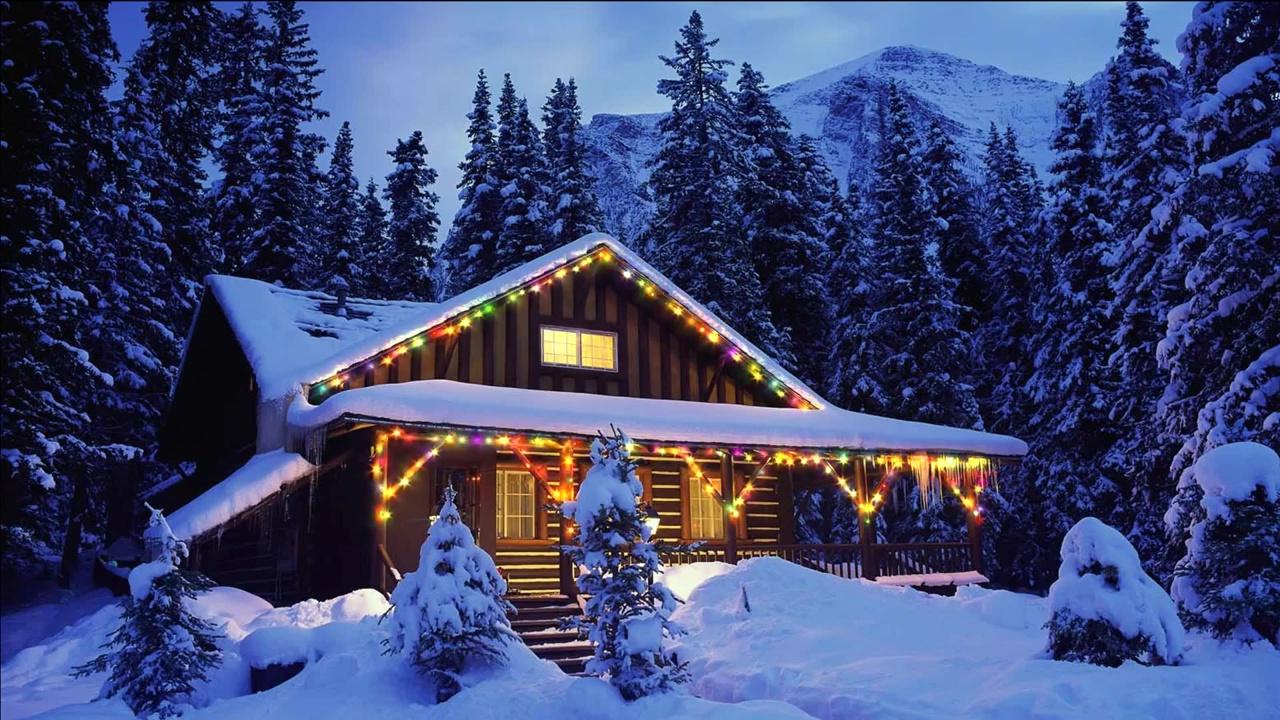 Buy Beautiful Footage Video Screensaver Merry Christmas