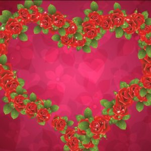 buy hearts roses animated