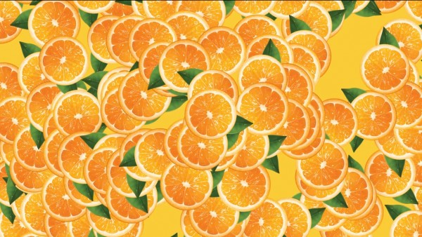 Buy orange video background