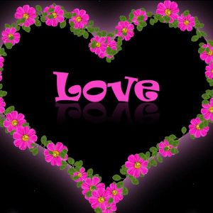 Buy Video background hearts