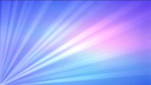 Buy Shining light on blue background video