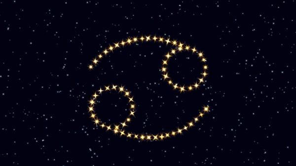 Buy Zodiac signs Cancer Footage HD