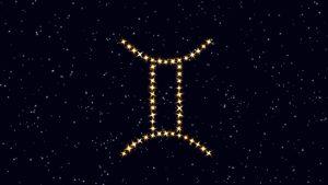 Buy Zodiac signs Gemini Footage HD